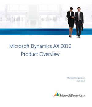 Microsoft Dynamics AX 2012 Features